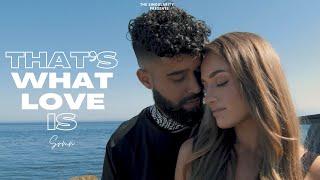 That's What Love Is (Full Video) AP Dhillon | SRMN ft. The PropheC | Latest Punjabi Songs 2021