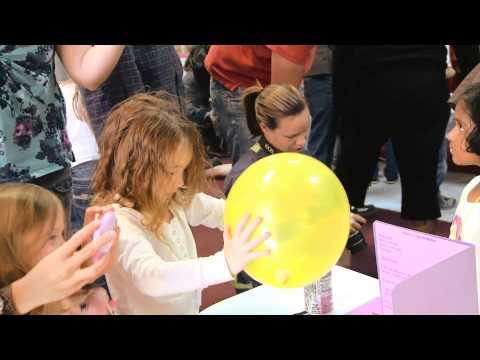 North Austin Montessori School in Austin, Texas - Science Fair