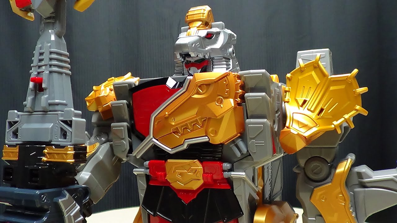 Kyoryuger DX BRAGIGAS: EmGo's Super Sentai Reviews N ...