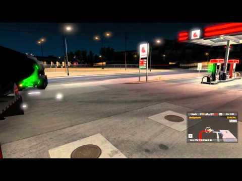 ATA Lojistik-Şamil | American Truck Simulator | Gaz Tankeri Park Sorunu