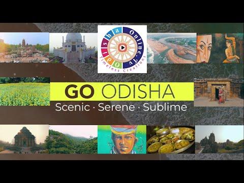 GO ODISHA || Scenic, Serene, Sublime - The Incredible Odisha