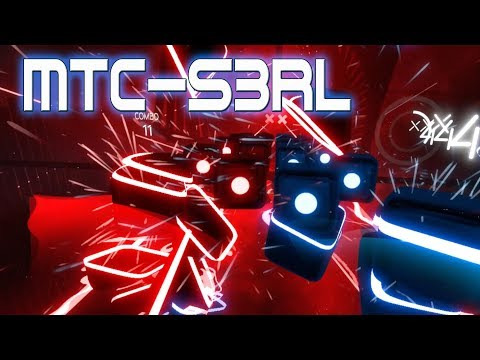 [Beat Saber] EXPERT+ (Masturbate to Cartoons - S3RL)