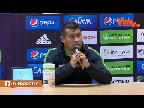 Habla Jorge Almirón, técnico de Nacional