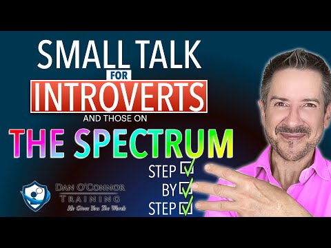 How to Make Smalltalk for Introverts and Those on the Spectrum