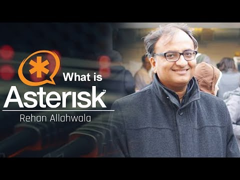 What is Asterisk | اسٹیرسک کیا ہے | ریحان اللہ والا