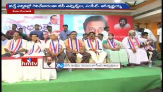 BC Welfare Leader R Krishnaiah Responds Over New BC Party in AP  HMTV.mp3