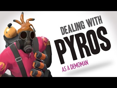 TF2 - Dealing with Pyros