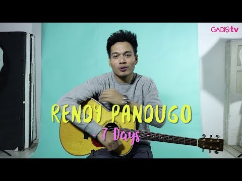 Rendy Pandugo - 7 Days (Live at GADISmagz)
