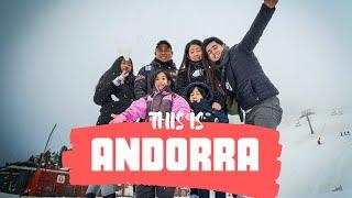 EXPLORING ANDORRA LA VELLA | THE CAPITAL OF ANDORRA | DAY 1 | TRAVEL VLOG