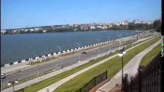 Набережная Ижевска(, 2014-11-23T22:25:10.000Z)