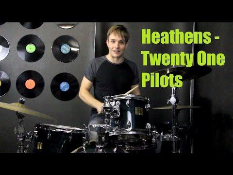 Heathens Drum Tutorial - Twenty One Pilots