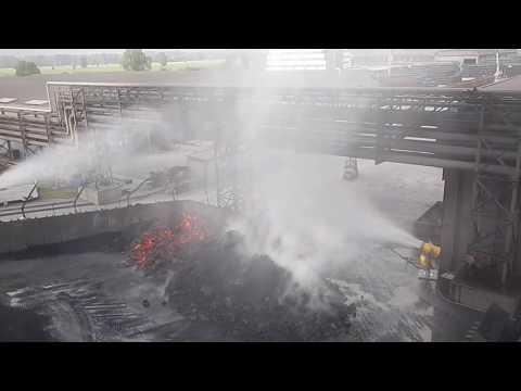 Промышленное пылеподавление