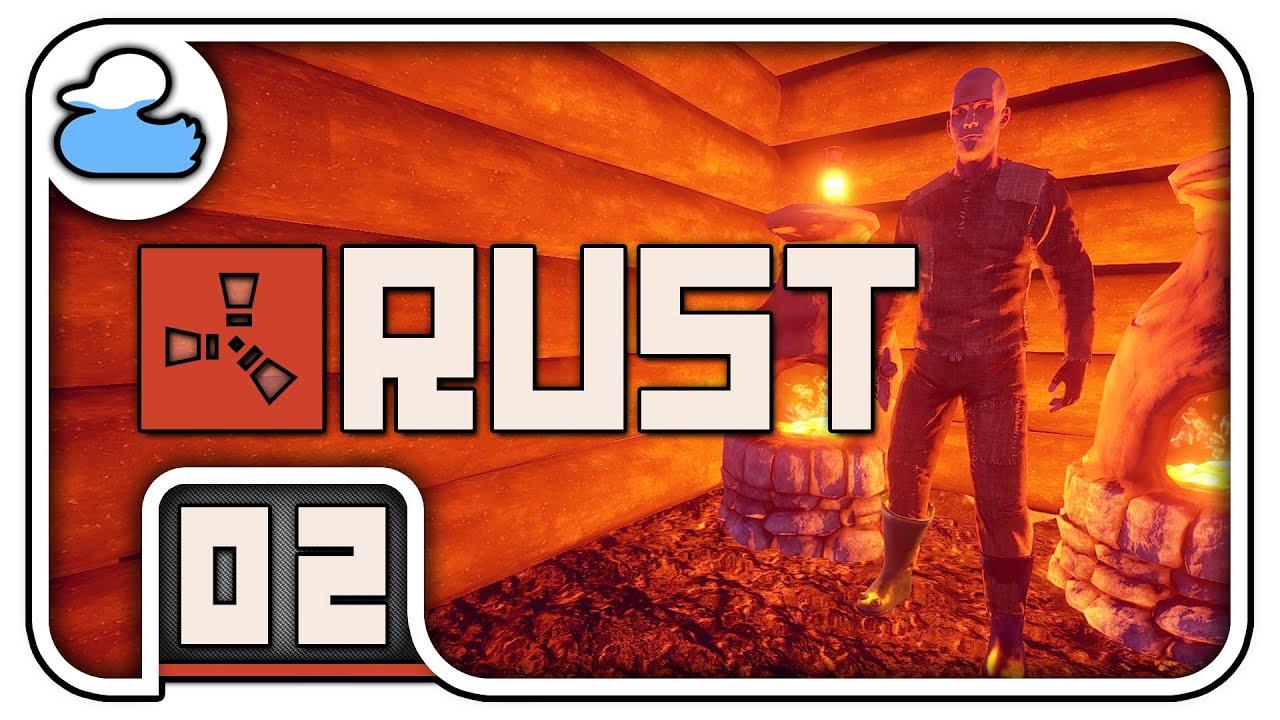 rust experimental 2 hausbau tipps und tricks gameplay german deutsch let 39 s play youtube. Black Bedroom Furniture Sets. Home Design Ideas