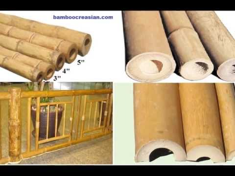 Afford Half Round's-bamboo Splits/slats-buy Bamboo Sandedhalf Round Poles2,8'-DIYtobend/split Bamboo
