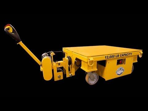 Titan 173990 12,000 lb Capacity Mold Cart