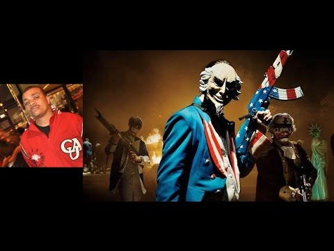 The Purge: Election Year Movie Review (Track Lacer's Opinions, Vol. 31)
