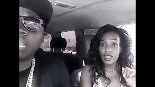 Khaligraph jones and girlfriend wakitoa tint