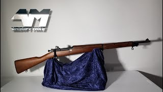 T-N.T FULLY UPGRADED S&T M1903A3 / Airsoft Springfield M1903A3 Unboxing! / SWIT AIRSOFT