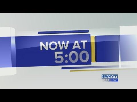 WKYT News at 5:00 PM on 3-29-16