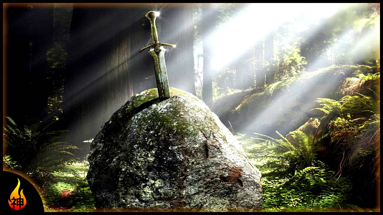 Celtic Fantasy Music | Sword In The Stone | Medieval ...
