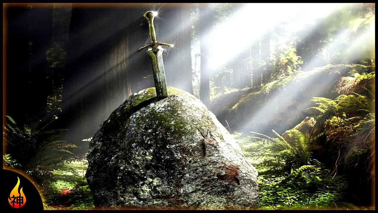 Merlin Wallpaper Hd Celtic Fantasy Music Sword In The Stone Medieval