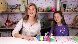 ПАСХАЛЬНЫЕ ЯЙЦА -  6 идей! Как покрасить, как украсить ЯЙЦА НА ПАСХУ
