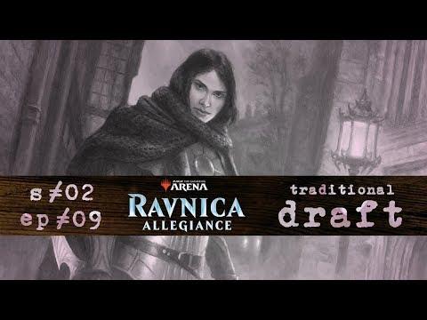 radio Kyoto s02 ep09 | Ravnica Allegiance Draft | MTG Arena