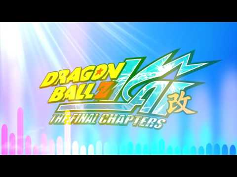 『Dragon Ball Z Kai Opening』 - 「Fight It Out!」 Full Version