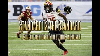 Standard is the Standard: The Steelers' 1st round sleeper position no one is talking about