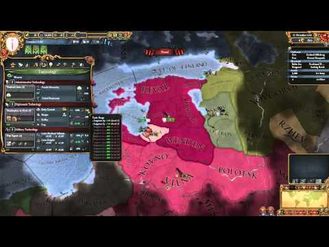 Let's Communally Play - Europa Universalis IV (Livonian order trade empire) part 01