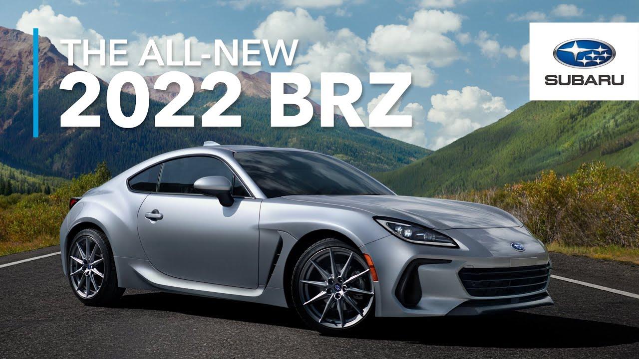 Download All-New 2022 Subaru BRZ – Sports Car Purity, Subaru DNA.
