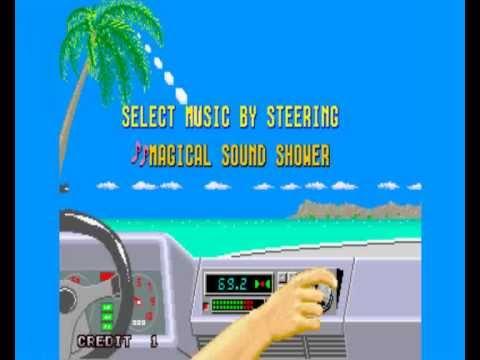 Outrun - Original Arcade Music
