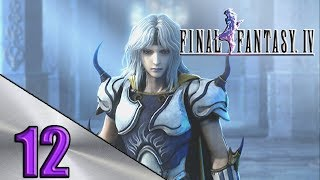 FINAL FANTASY 4 WALKTHROUGH PART 12 PEGANDO ASURA
