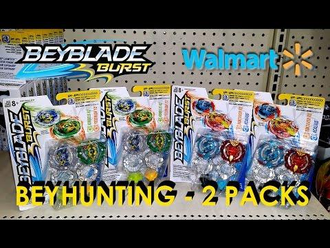 Beyblade Burst Hunting Walmart Canada Found New Wave 2