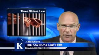 What Is The Three Strikes Law?