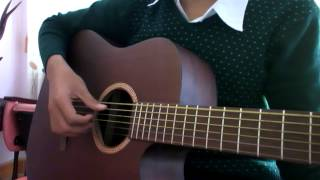 Everyday i love you.-Guitar cover