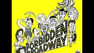 More Miserable Sequence - Forbidden Broadway Volume 2 Unoriginal Cast Recording (1991)