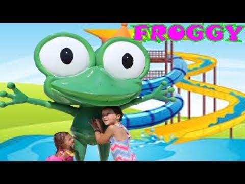 DIVERTIAMOCI con FROGGY all' ALTOMINCIO FAMILY PARK
