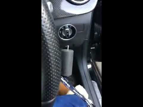 Mercedes B class AMG Line Car Tour featuring Jeff Gosling Hand Controls and Steering Ball