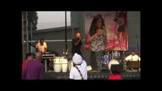 GMansour LIVE at Hammarkulle Karnevalen 2012 Hit N Run
