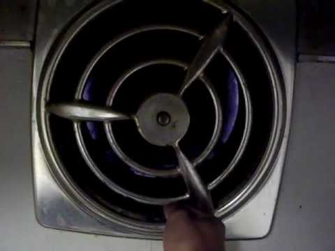 Vintage 1950's Nu Tone exhaust fan