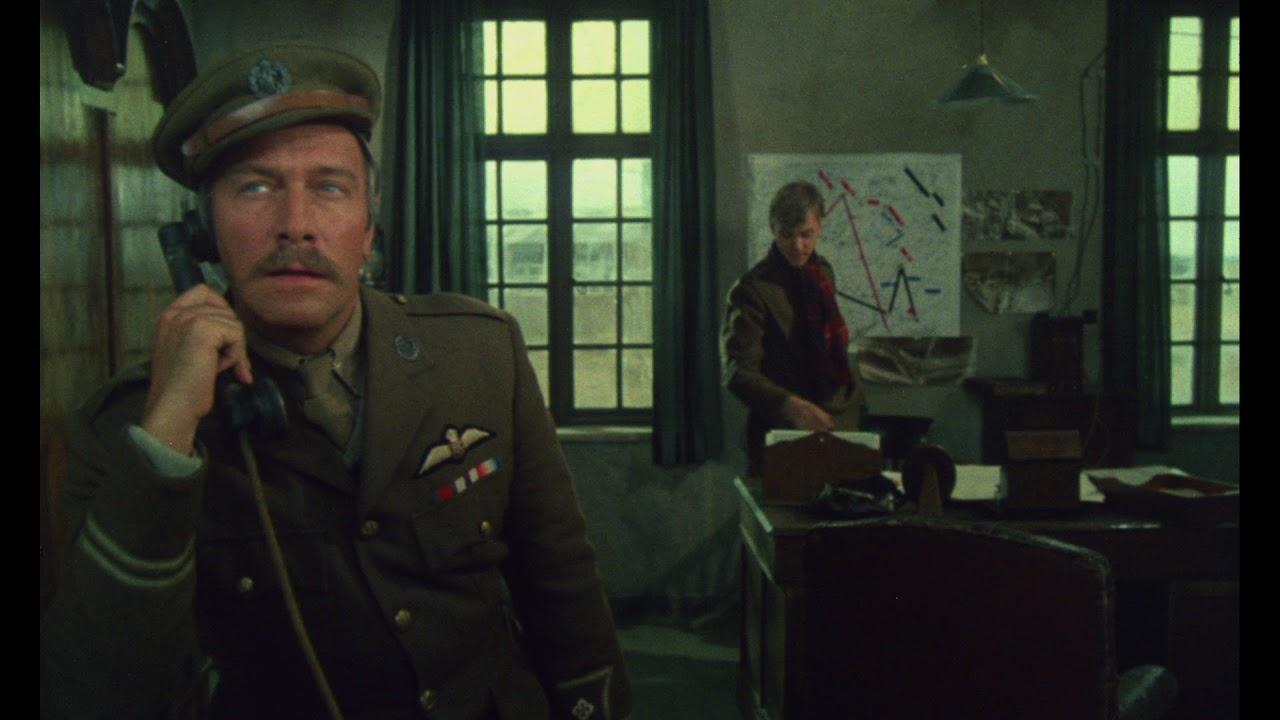 War Movie - Aces High 1976