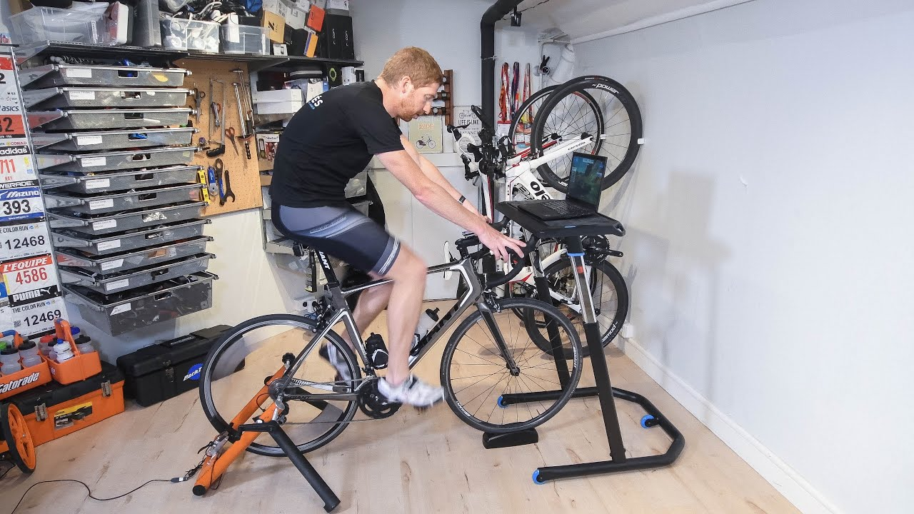 7a22fe0c75a Hands-on: New Totally Silent STAC Zero Trainer | DC Rainmaker