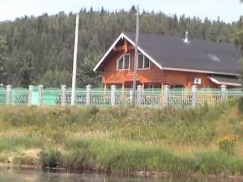 Путешествие по реке Чусовая.