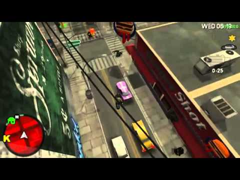 GTA: Chinatown Wars APK+ OBB [Mod] 1.01 Download for Android