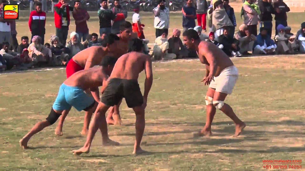 PHALLEWAL (Ludhiana) Sports - 2015 || OPEN KABADDI TOURNAMENT 8th Feb || FULL HD ||