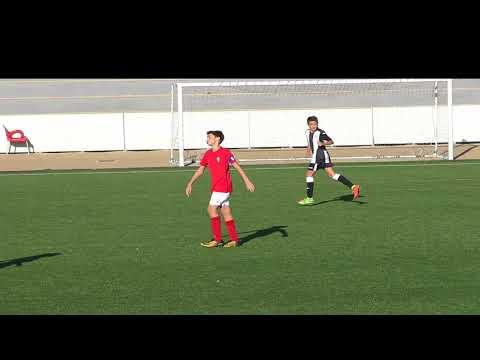 Real Murcia vs Fútbol Club Cartagena SAD infantil autonómicas, primera parte. Murcia bases