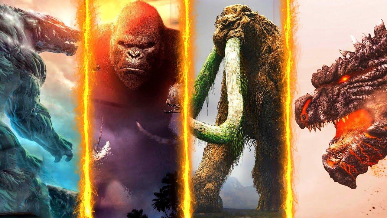 GODZILA VS KONG के अलावा और कौन Monster Verse में हैं | Who Will Win In The Monster Verse Part 2