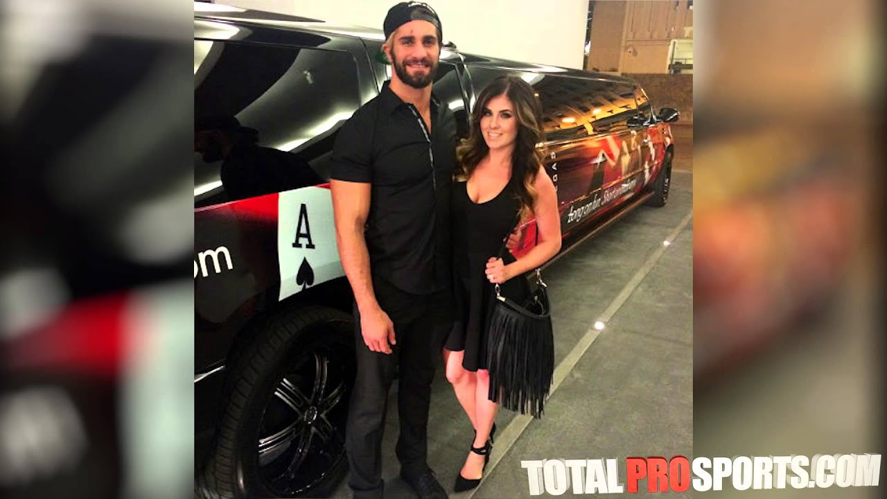 Naked Pictures Of Wwe Star Seth Rollins And Nxt Diva Zahra -7804