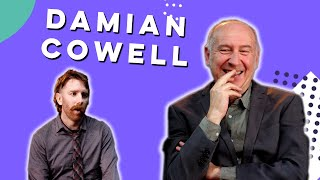 Matt Meets Music Legend DAMIAN COWELL | Matt Your Heroes